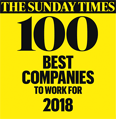 Times Top 100 Companies 2018