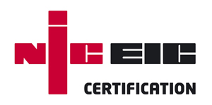 NICEIC Certification logo